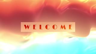 Liquid Chrome Welcome