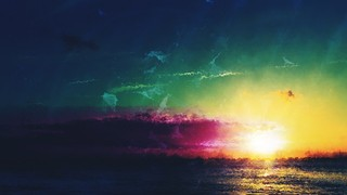 Low Horizons Sunset