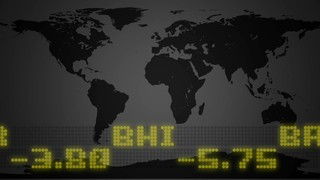 Map Stock Ticker