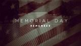 Memorial Cemetery Remember