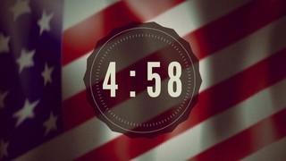 Memorial Flag Countdown