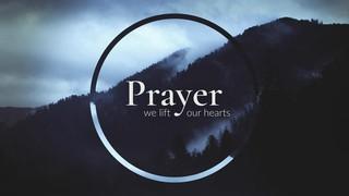 Misty Mountain Prayer