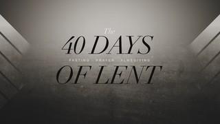 40 Days Sermon
