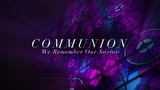 Modern Glass Communion