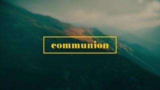 Moody Aerial Communion