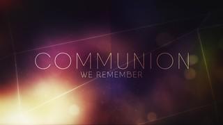 Morning Web Communion