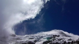 Mountain And Clouds 1