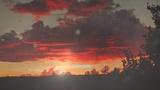 Mountain Hike Sunset
