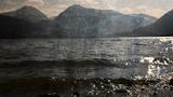 Mountain Textures Lake