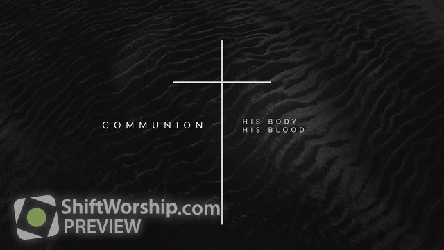 Preview of Name Above Communion