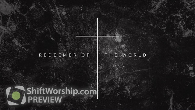 Preview of Name Above Redeemer