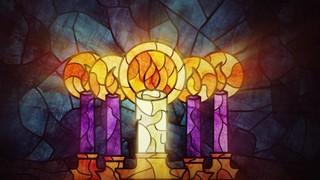 Nativity Glass 5 Blank