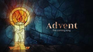 Nativity Glass Advent