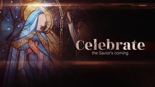 Nativity Glass Celebrate