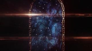 Nativity Glass Frame