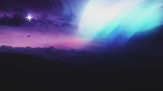 Nativity Glow Star Field