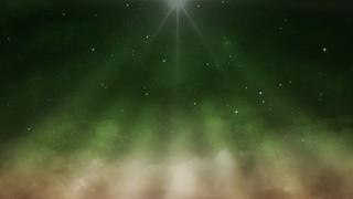 Nativity Night Green