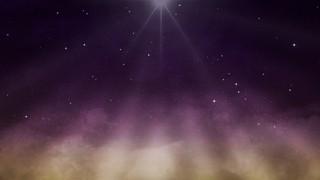 Nativity Night Purple