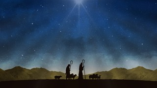 Nativity Night Shepherds
