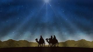 Nativity Night Wise Men