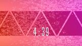 Neon Water Countdown