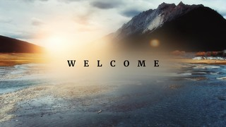 New Beginning Welcome