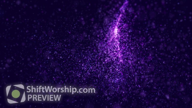 Preview of New Year Glitter Purple