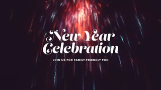 New Year Sparks Sermon Series