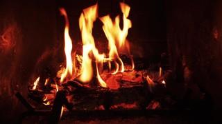 Nostalgic Fireplace 2