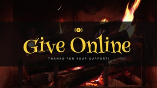 Nostalgic Fireplace Give Stream