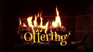 Nostalgic Fireplace Offering