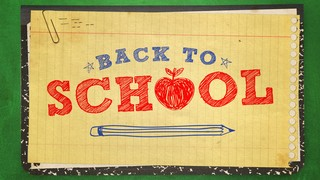 Notebook Back to School