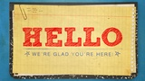 Notebook Welcome