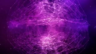 Orb Lines Purple