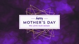Paint Swirls Mothers Day