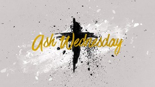Painted Ash Wednesday Yellow