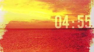 Painted Ocean Countdown