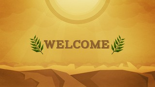 Palm Welcome