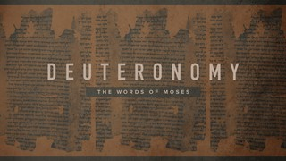 Deuteronomy Sermon