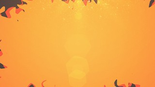 Pentecost Fire Orange