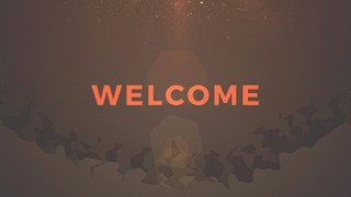 Pentecost Fire Welcome