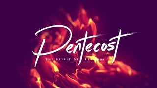 Pentecost Flames Title
