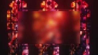 Pixel Glass Triptych Alt