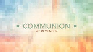 Pixel Sun Communion