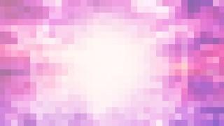 Pixel Sun Purple