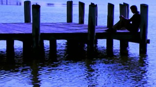 Prayer On Dock