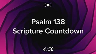 Spirals Psalm 138 Countdown