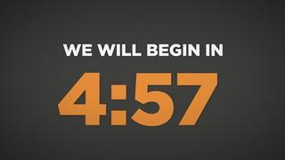 Psalm 138 Countdown