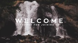 Psalm 36 Welcome