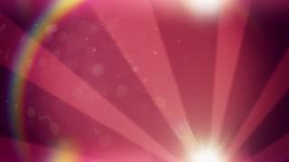 Purple Rays Shine